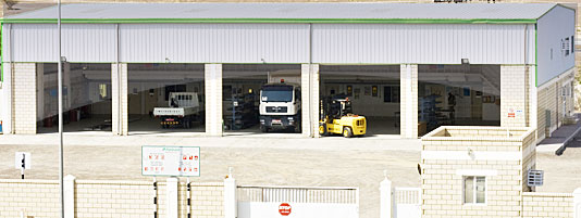 Facilities | Falcon Oilfield Services